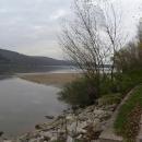 Stezka u Dunaje