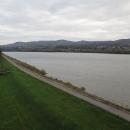 Ukazuje Dunaj trochu z výšky