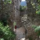 Na hradě Ostrý Kameň