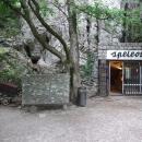 Speleobar u jeskyni Driny
