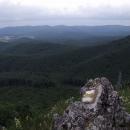 Výhledy na zelený koberec karpatských lesů