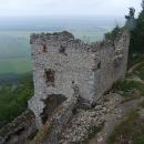 Vstupní brána Plaveckého hradu