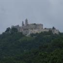 Plavecký hrad z podhradí