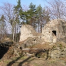 Zbirohy - hradní palác