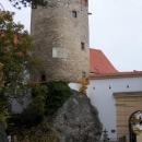 Na zámku v Mikulově