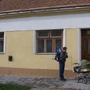 Náš domeček v Pavlovské ulici, kousek od centra města