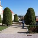 Na zámku ve Valticích