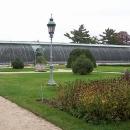 Skleník v zámeckém parku