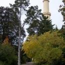 Minaret a Víťa