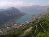 Svět nám leží u nohou - Kotorský záliv jak na dlani (a to ještě nejsme nahoře)