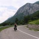 A první kilometry po Balkánu…