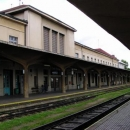 Čekání na vlak - a šlapání je konec