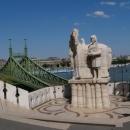 Navštívil Budapešť