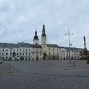 Náměstí v Moravské Třebové