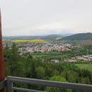 Výhled na Moravskou Třebovou