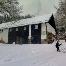 V zimě, když je sníh, mě tady baví bydlet...