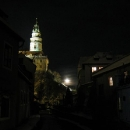 Noční Krumlov