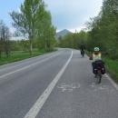 Nové cyklostezky pod Ralskem