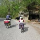 O kousek vedle další jeskyně Pusté kostely