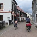 Nový Bor má pěkné náměstí, ale i uličky