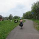 Jedeme sem za účelem projet se po cyklostezce Varhany.