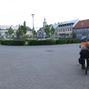 Náměstí v Doksech alias Třeskoprscích (jen škoda, že už je muzeum Čtyřlístku zavřené)