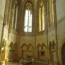 Prohlídku zahajujeme v hradní kapli.