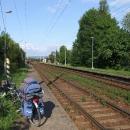 Vlak mne vyplivl v Golčově Jeníkově