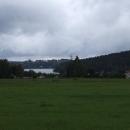 Sečskou přehradu jsem jen letmo zahlédl