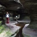 V labyrintu Bledných skal