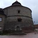 Bašta na zámku v Náchodě