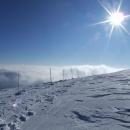 Cesta v oblacích, Čechy se topí v inverzi