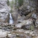 U Ráztockého vodopádu