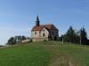 Gotický kostelík Sv.Václava na Chvojínku