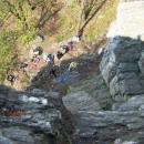 I my cyklisté máme možnost vidět svět očima horolezce