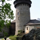 Hradní věž na Sovinci