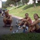Do Pohorské vsi jsme si zajeli kvůli pivu.