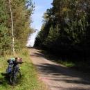 Každým rokem připomíná signálka víc a víc běžnou cestu lesem