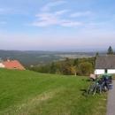 Daleký výhled pod Nebelsteinem