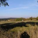 Pohoří - tak tam byl střed velká vesnice