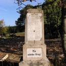 Památník na 1.sv.válku -Již žádnou válku - ta studená zničila celou ves