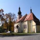 Kostel Panny Marie Sněžné ve Svatém Kameni