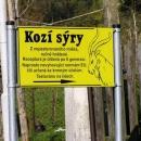 V Podhorské Vsi mají i kozí sýry - a asi nemají rádi EU