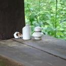 Izolátor na odpočívadle u Janových hutí možná pochází ze železné opony