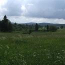 Tady stávalo Pohoří na Šumavě