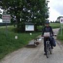 Tentokrát již legálně překračujeme hranici do Rakouska