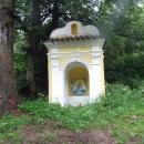 Z bývalé Horní Tiché zůstala jen kaplička