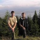 Na vrcholu Prosečné - Roháče a Nízké Tatry na dosah, Liptovská Mara jak na dlani