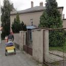 V Lipníku nad Bečvou Luděk projevil přání podívat se na místo, kde trávil 4 roky svého života.