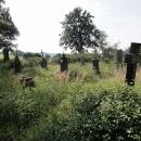 Zapomenutý hřbitov v Kozlově pamatuje doby, kdy zde VVP ještě nebyl